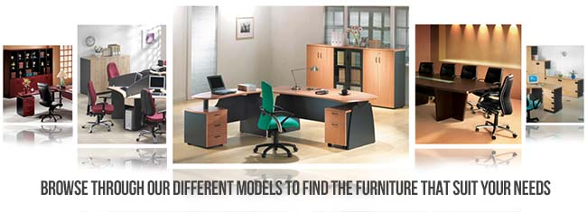 Wide Variety of Office Furniture - Laska Office Furniture Mauritius